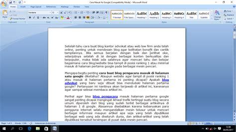 cara membuat blog til dihalaman pertama google cara buat blog pengacara masuk ke halaman pertama google