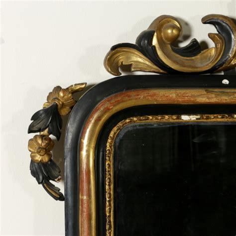 cornici e specchiere coppia di specchiere specchi e cornici antiquariato