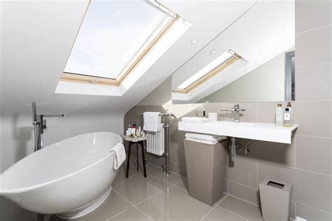 loft conversion bathroom ideas making the most of a small bathroom in a loft simply loft