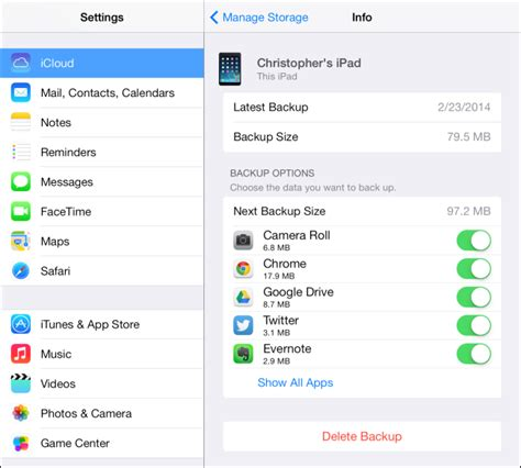 iphone photo storage what you need to know about iphone and ipad backups