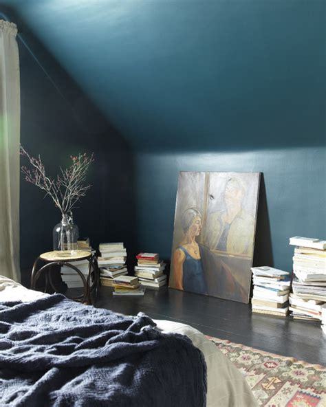 bedroom zenlike master bedroom featuring darkfinished moody bedroom eclectic bedroom toronto by jenn