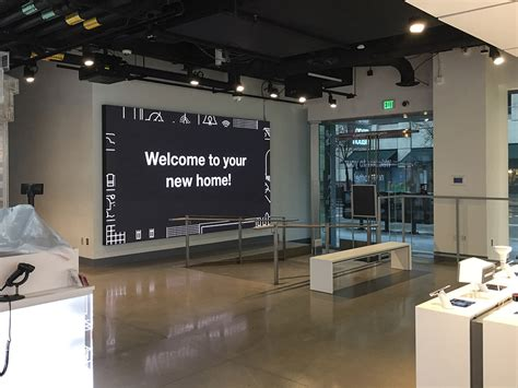 target oh target open house best led display screen panels curtains wall signage pixel flex
