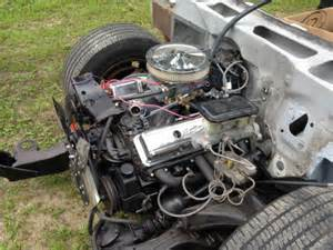 1958 chevy and 1991 s10 frame 350 motor 5 speed