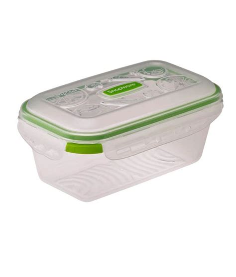 snapware containers snapware plastic 500 plastic containers buy at best price in india snapdeal
