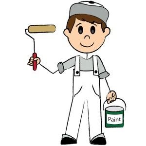 house painter clipart free painter clipart image 0515 0911 0317 3941 business clipart