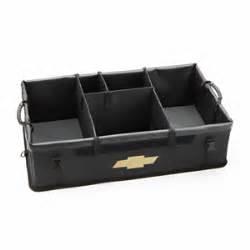 Cargo Management For Suv 2014 Impala Cargo Organizer Bowtie Logo Black 19202575