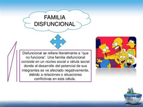 imagenes de la familia disfuncional familia funcional y disfuncional