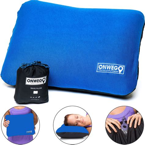 backpacking pillow best in cing pillows helpful customer reviews