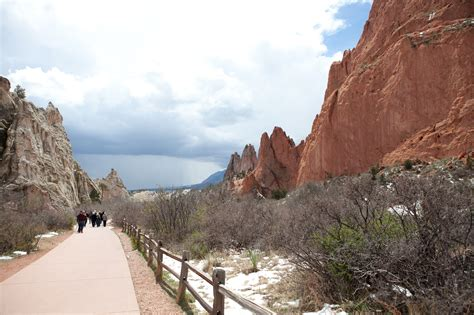 Garden Of The Gods Colorado Springs Co by Garden Of The Gods Colorado Springs Colorado The