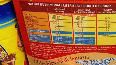 etichetta alimenti etichette e spot confusione la cultura