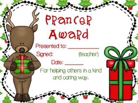 christmas awards editable awards by beyond imagination tpt