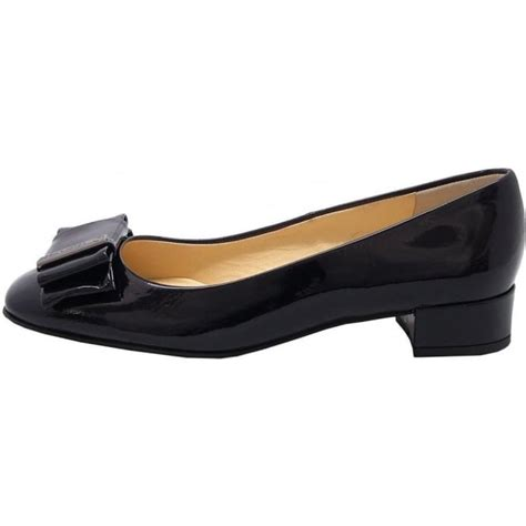 Eunie Shoes kaiser eunice navy patent dressy pumps summer 2013
