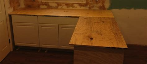 Plywood Kitchen Countertops by How To Build A Tile Countertop