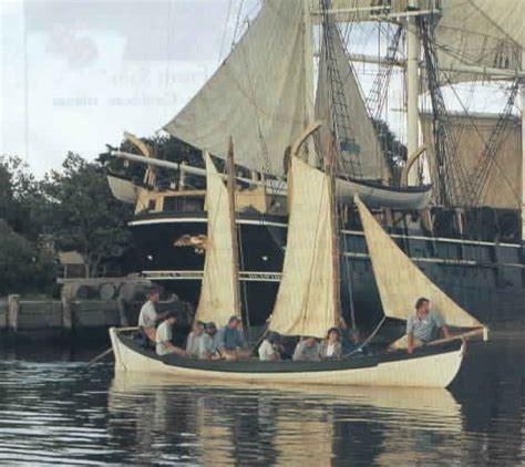 whaling longboat how big were the longboats that attacked the gaspee