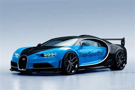bugatti chiron sedan rendered bugatti chiron sport insider car