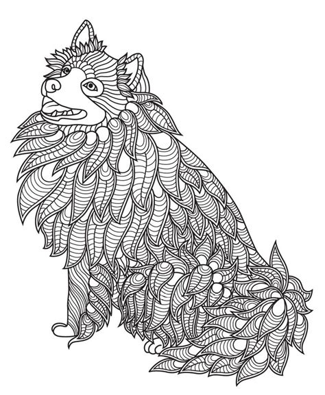 629 best adult colouring cats dogs zentangles images on 431 best images about cats dogs coloring pages for