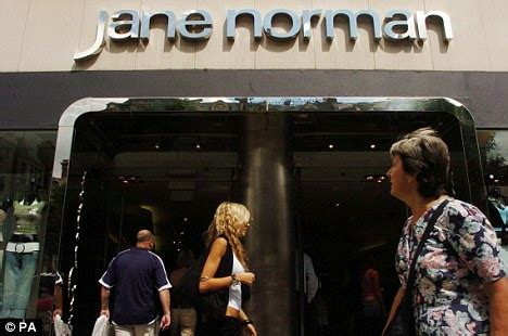 jane norman falls into administration as retail gloom