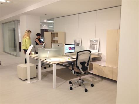 teknion benching teknion district neocon 2013 systems workstations