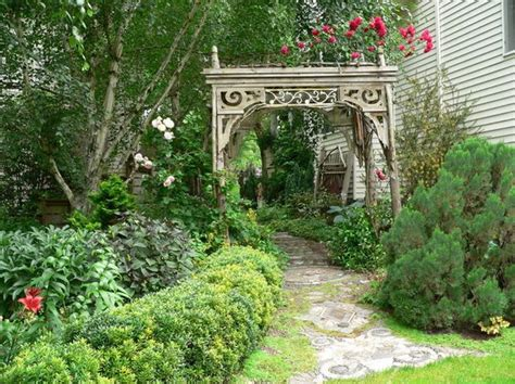 Garden Arch Build How To Build A Garden Arch From Salvaged Wood The Pecks