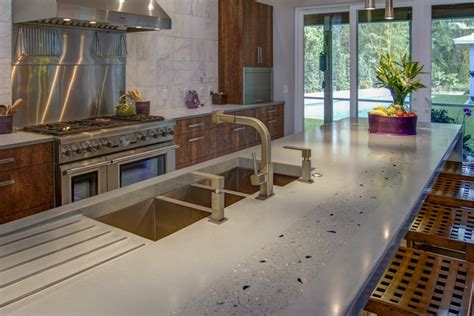Gfrc Countertops by Gfrc Offers New Design Options For Concrete Countertops