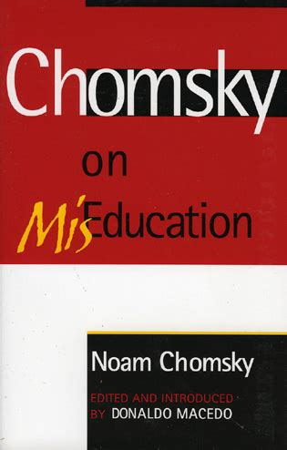 Noam Chomsky Essays by Noam Chomsky Essays