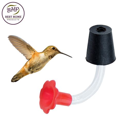 hummingbird feeder tubes stoppers set of 3 best home