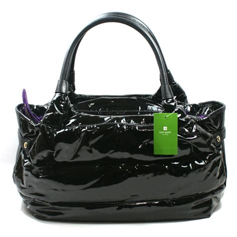 Designer Kate Spade Snowmass Stevie Bag by Kate Spade Stevie Snowmass Black Shoulder Bag Wkru0888