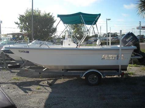 carolina skiff boat trader florida skiff boats for sale in holiday florida