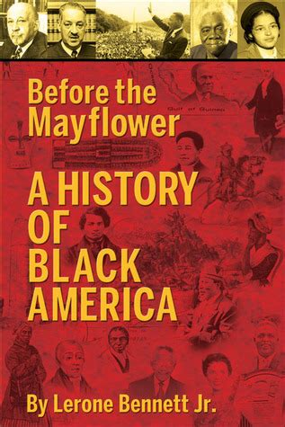 of a a curtis black novel books book review before the mayflower a history of black