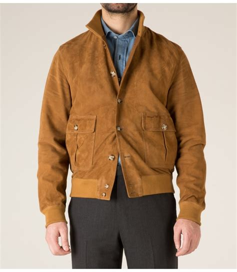 Ar03 Explore Bomber Brown Valstar For S Light Brown Suede Bomber Jacket