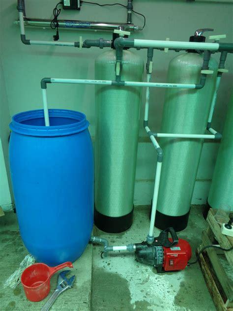 Pembersih Air Sumur Bor Jual Filter Air Sumur Bor 2 Tabung Harga Murah Surabaya