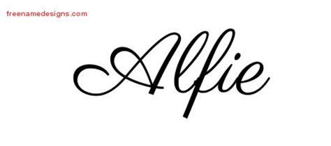 alfie tattoo designs alfie archives free name designs