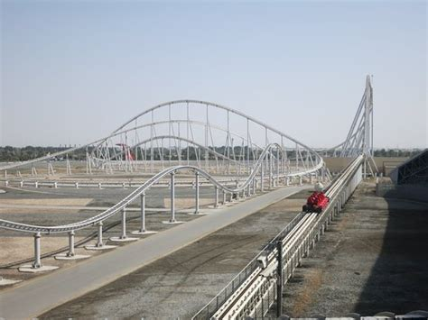 roller coaster abu dhabi formula rossa fastest rollercoaster picture of