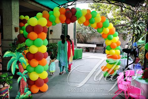hawaiian themed decorations ideas luau hawaiian planner in lahore pakistan