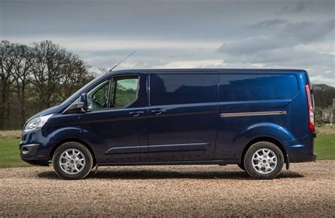 Ford Transit Custom 2013 Van Review Honest John