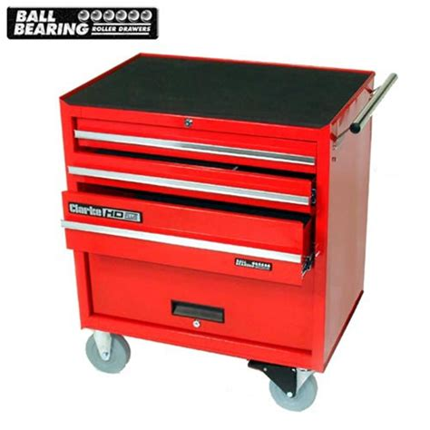 clarke cbb212 3 drawer mobile tool cabinet 187 product