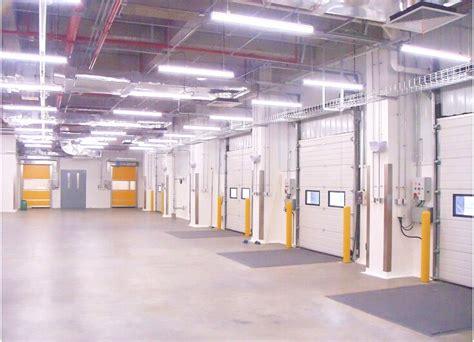 High Speed Overhead Doors High Speed Roller Exterior Industrial Sectional Overhead Doors