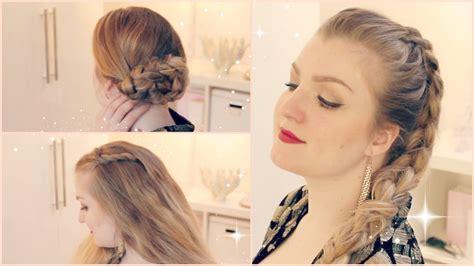 Mooie Haarstijlen by 3 X Feestelijke Kerst Kapsels