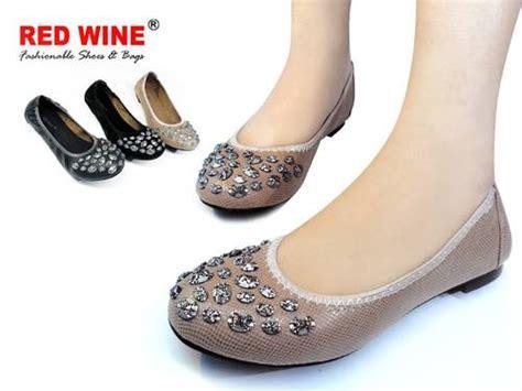 Sepatu Merk Wine dinomarket pasardino sepatu wanita redwine ncw00 253