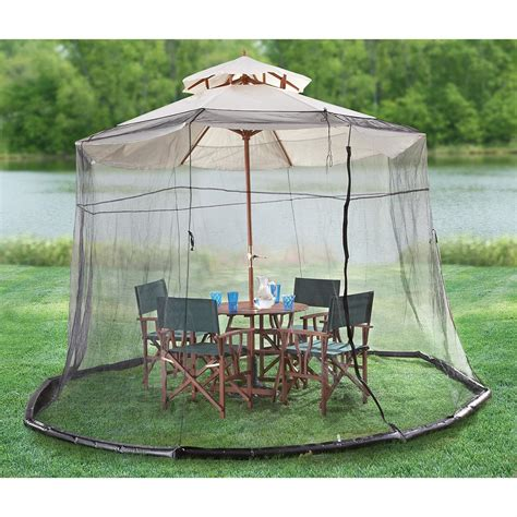 instant gazebo instant gazebo netting 156283 patio umbrellas at