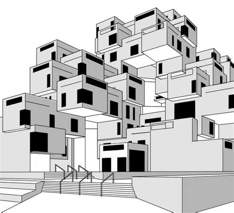 habitat 67 by lelasan on deviantart