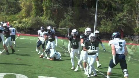 2015 mass shriners all star football nichols college football vs endicott 9 26 15 youtube