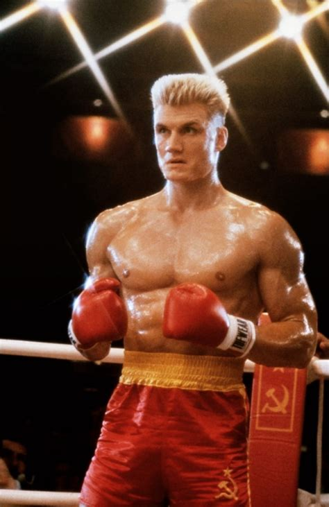 Russian guy from rocky 5