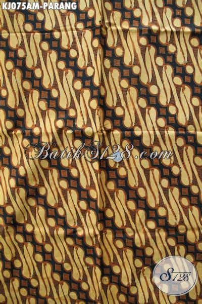 Parang Klasik batik parang klasik kain batik jarik istimewa proses kombinasi tulis harga murmer baju