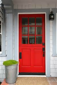 Front Door Looks Front Entry Doors That Make A Strong Impression