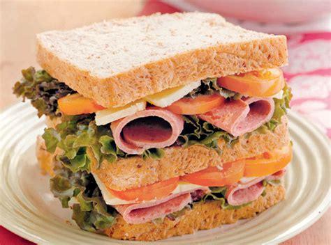 hearty cold cut sandwich recipe yummy ph