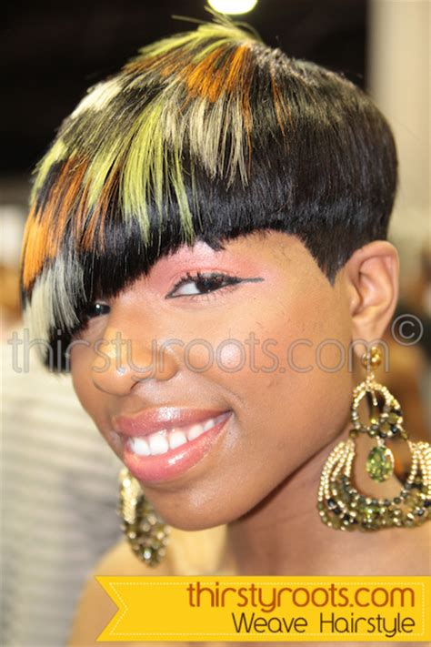 black teenage hairstyles