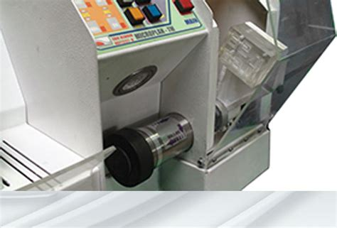 preparation of thin section thin section preparation system microplan tm