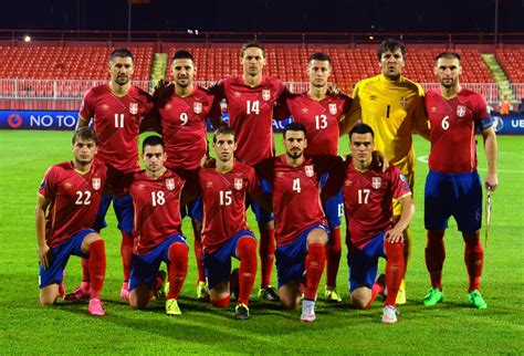 congratulations to our s serbia going to the fifa