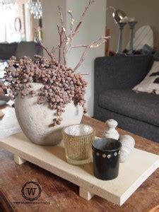 salontafels met glazen bal excellent landelijk dienblad hout with decoratie op salontafel